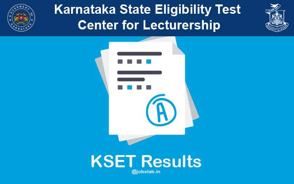 KSET Results 2015-16 to be announced soon