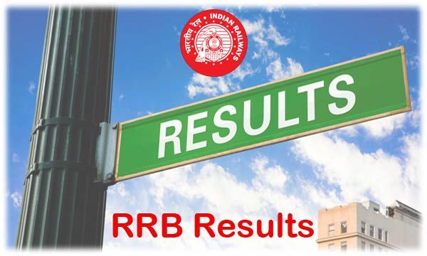 RRB Region Wise Results Declared