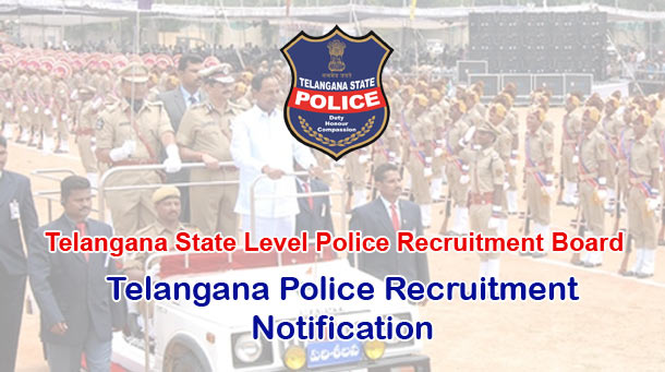 Telangana Police Recruitment Notification