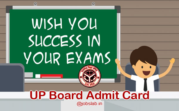 UP Board Admit Card 2019 For 10th & 12th Class Available for download