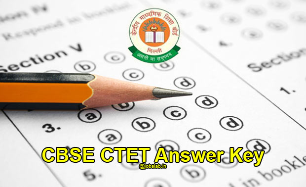 CTET Answer Key 2019 Download CTET Sept 2019 Exam Key Answers
