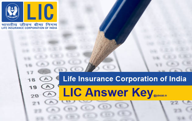 LIC AAO Answer Key 2016 Download All Sets for 5, 6 & 13 March Exam
