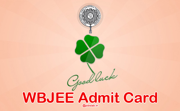 WBJEE Admit Card 2016 Download WBJEEM Hall Ticket