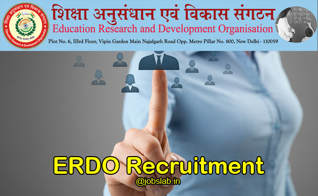 ERDO Recruitment 2016 - Apply Online for 11362 BTT, DEO, BEO Posts