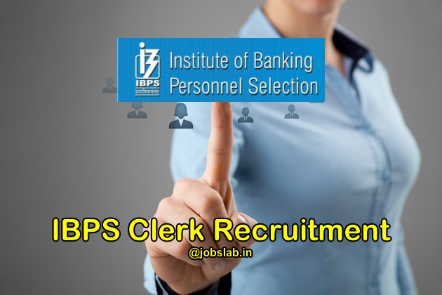 IBPS Clerk Recruitment 2019 (CRP Clerks-IX) Notification Apply for 12075 Clerk Posts